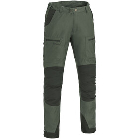 Pinewood Caribou TC Pantalon Enfant, midgreen/moosgreen